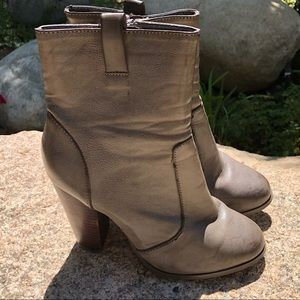 Size 8 Forever 21 Gray Boots